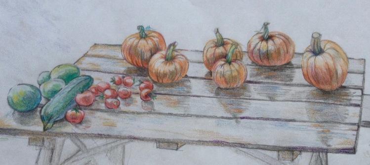 Autumn Fruits & Veggies